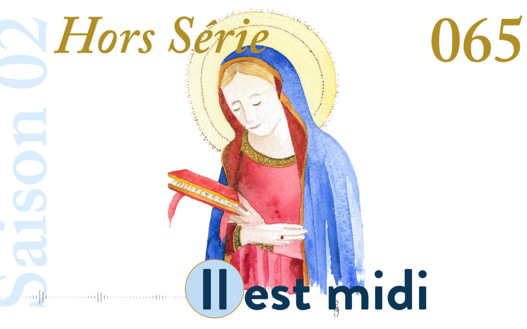Marie, toujours Vierge