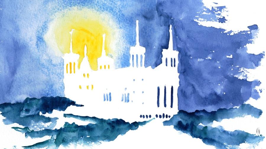 Parcours spirituel sur saint Joseph à N.-D. de Fourvière